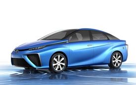 Toyota sản xuất xe chạy bằng tế bào nhiên liệu Hydro vào năm 2015